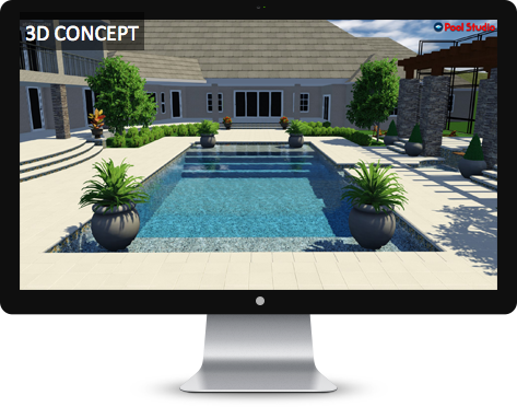 Award Winning Designs. Here At Paradise Pools ...