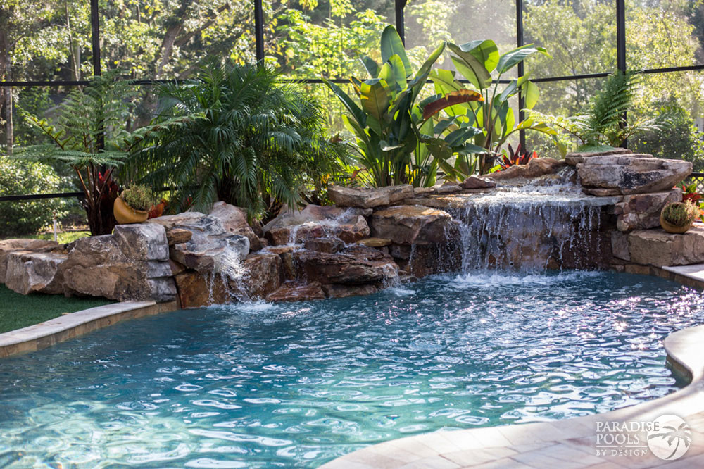 Project 9 | Paradise Pools By Design