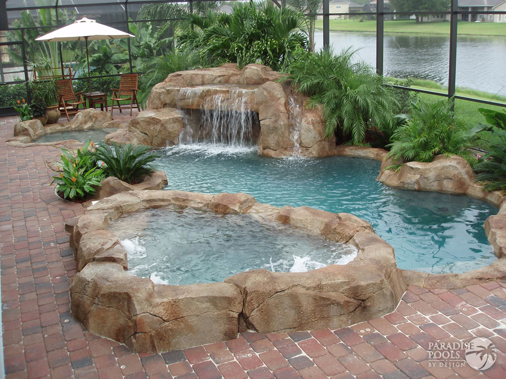 Project 15 paradise pools by design for Pools by design