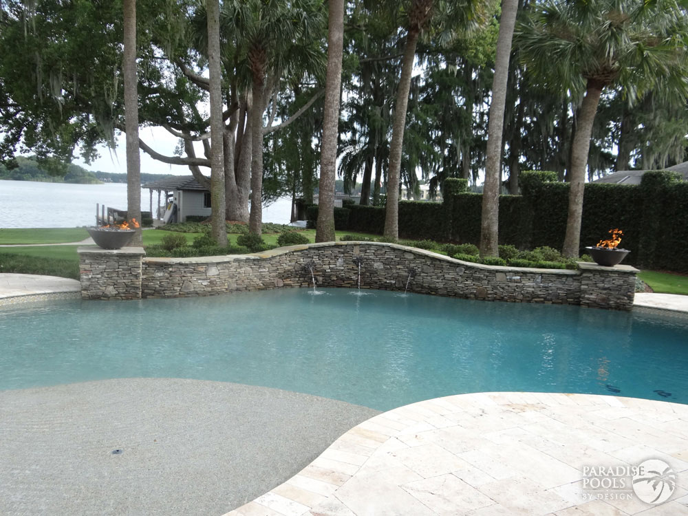 Project 14 paradise pools by design for Pools by design