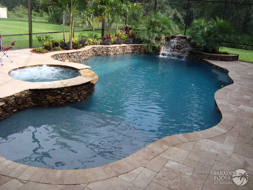 Project 7 | Paradise Pools By Design