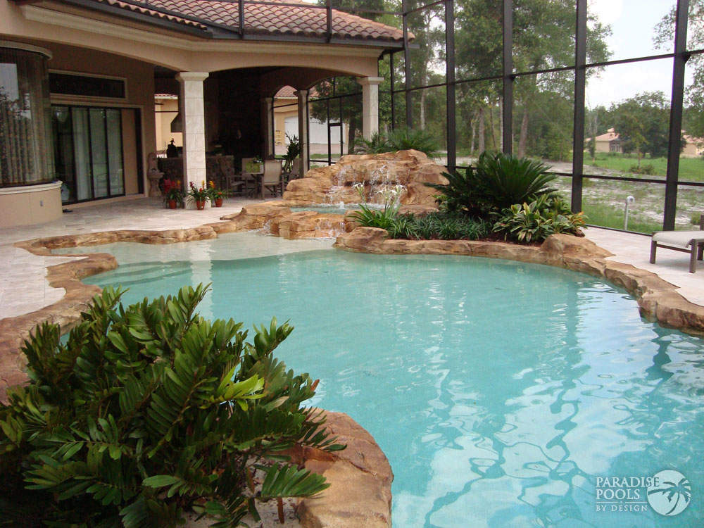 Project 24 | Paradise Pools By Design