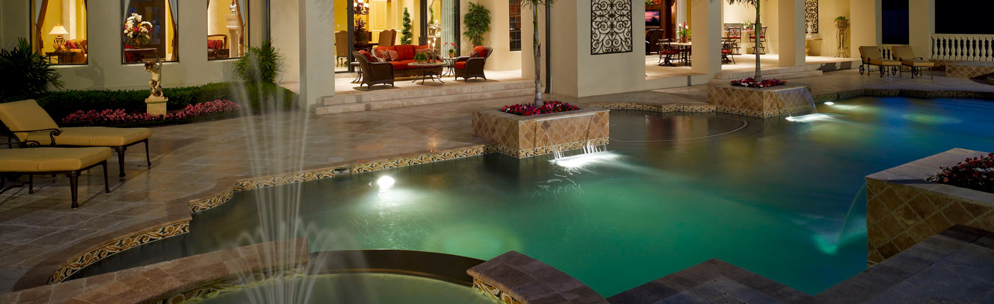 Exceptional Orlando Luxury Pool Builder