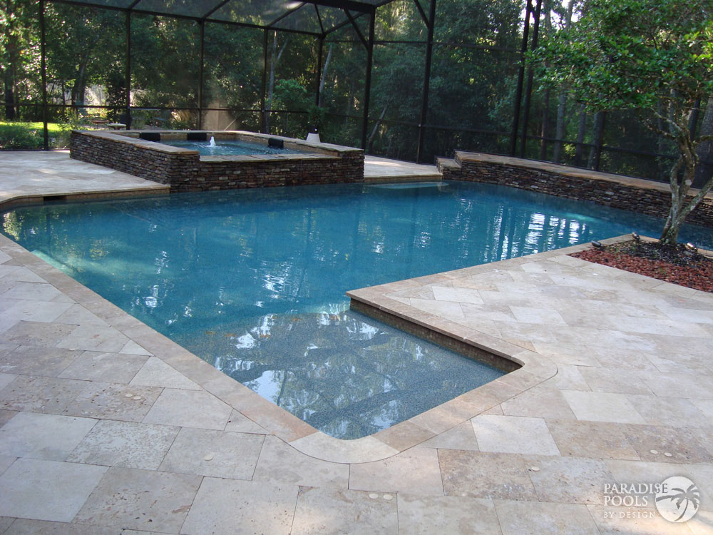 Project 26 paradise pools by design for Pool design 2016