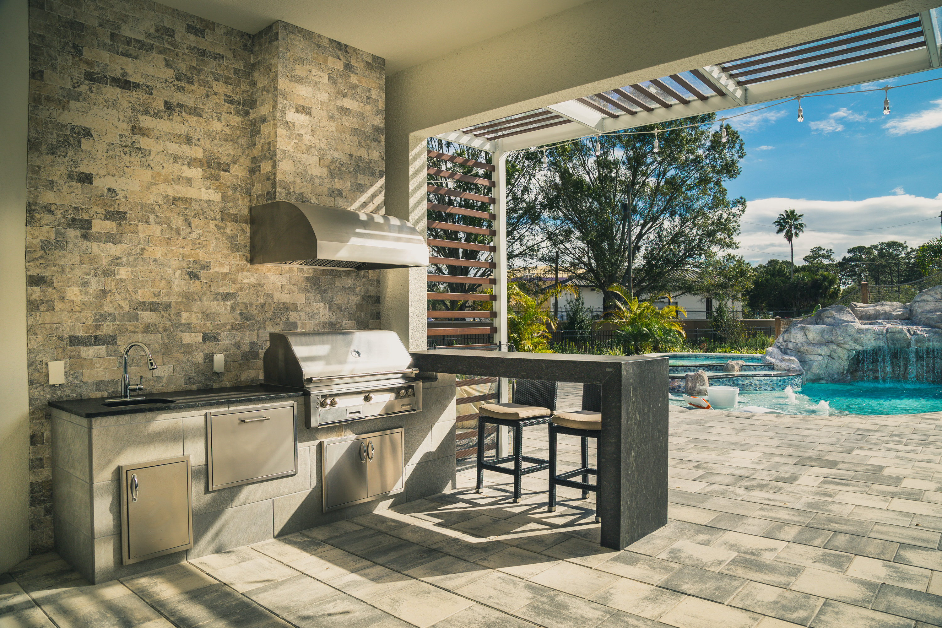 Project Modern Freeform | Paradise Pools By Design