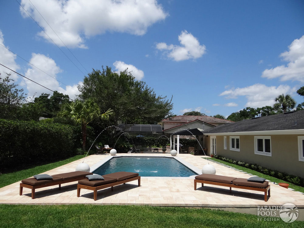 Project 18 | Paradise Pools By Design