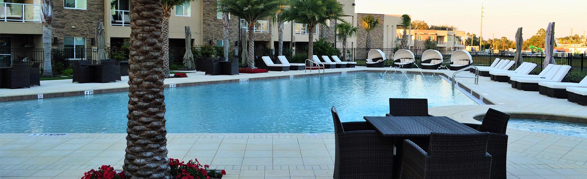 Orlando Commercial Pool Builder